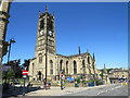 SE1416 : St. Peter's Church, Huddersfield by Malc McDonald