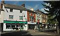 SS9512 : Fore Street, Tiverton by Derek Harper