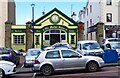 C6138 : The Market House, Market Square, Moville, Co. Donegal by P L Chadwick