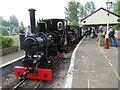 SK2406 : Statfold Junction Station by Chris Hodrien