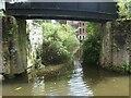 SJ8297 : Private canal basin, east of Hulme Hall Road bridge [no 99] by Christine Johnstone