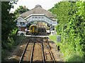 TA0339 : Train arriving at Beverley station by Malc McDonald