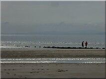 SH5631 : Harlech Beach by Alpin Stewart