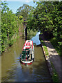 SO8657 : Worcester and Birmingham Canal, Blackpole, Worcester by Chris Allen