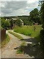 SO1520 : Cottage, Llangynidr by Derek Harper