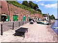 SX9292 : Quay cellars, the Quay, Exeter by Alan Paxton