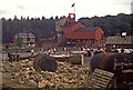 NZ2154 : Beamish Open Air Museum - colliery by Chris Allen