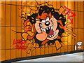 """SJ8397 : Looney Tunes Art Trail #3, """"Taz"""" by David Dixon"""