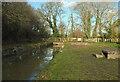 SX8474 : Ventiford Basin by Derek Harper