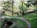 SD2789 : Cockenskell Bridge by Adrian Taylor