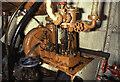 SH4763 : Caernarfon Maritime Museum - Seiont II circulating pump by Chris Allen