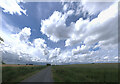 TF1422 : Dyke fen by Bob Harvey
