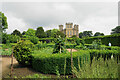 SK4663 : Herb garden at Hardwick Hall by Bill Boaden