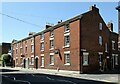 SK3871 : 2-4 Marsden Street and 91 – 97 Saltergate, Chesterfield by Alan Murray-Rust