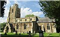 TL2970 : Hemingford Grey - St James Church by Colin Smith