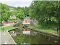SE0311 : Huddersfield Narrow Canal near Marsden by Malc McDonald