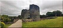 SN1943 : Cilgerran Castle by Anthony Parkes