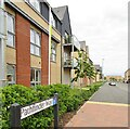 TL4067 : Northstowe - Pathfinder Way by Colin Smith