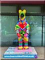 SK3386 : Bears of Sheffield: #6 Sunny by Graham Hogg