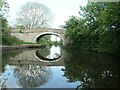 SD3604 : Lydiate Hill Bridge [no 18] from the west by Christine Johnstone