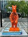 SK3487 : Bears of Sheffield: #40 Hendo's Bear by Graham Hogg