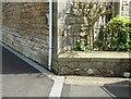 NY1630 : Corner of Station House, Embleton by Adrian Taylor