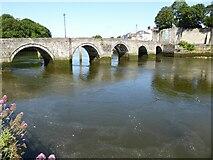 SN1745 : Cardigan Bridge by Philip Halling
