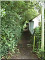 TL8637 : St. Edmunds Way footpath by Geographer
