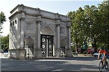 TQ2780 : Marble Arch by N Chadwick
