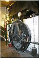 SJ8746 : Etruria Industrial Museum - boiler by Chris Allen