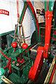 SJ8746 : Etruria Industrial Museum - beam engine by Chris Allen