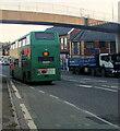ST3089 : Newport Bus double-decker bus 440, Malpas Road, Crindau, Newport by Jaggery