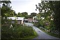 SJ1512 : Pen-y-lan Hall Farm by P Gaskell