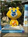 SK3587 : Bears of Sheffield: #61 Theo Bear by Graham Hogg