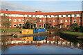 SJ8746 : Caldon Canal at Etruria by Chris Allen