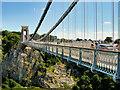 ST5673 : The Clifton Suspension Bridge by David Dixon