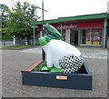 SJ9392 :  Baker Frog at Woodley by Gerald England