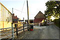 SJ2315 : Burgedin farm by P Gaskell