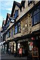 TM1644 : Ipswich, Tavern Street: former Croydon's jewellers shop by Christopher Hilton