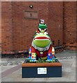 SJ8990 : Phineas Frog by Gerald England