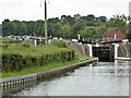 SP1975 : Grand Union Canal - Knowle locks by Chris Allen