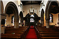 SK8261 : St. John the Baptist, nave by Richard Croft