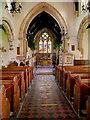SE3092 : The Church of St Radegund, Nave by David Dixon