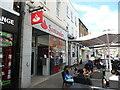 SU9676 : Santander Bank branch in Windsor (2) by David Hillas