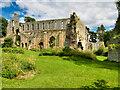 SE1785 : Jervaulx Abbey by David Dixon