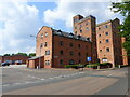 SK7054 : Greet Lily Mill, Southwell by Ruth Sharville