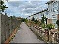 SU6152 : Corfe Walk through the Winklebury estate by Sandy B