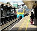 SS9079 : 175114 arriving at Bridgend station by Jaggery