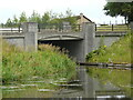 NS9477 : Bridge over the canal by Richard Sutcliffe