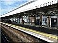 TR3470 : Platform 1, Margate Station by Adrian Taylor